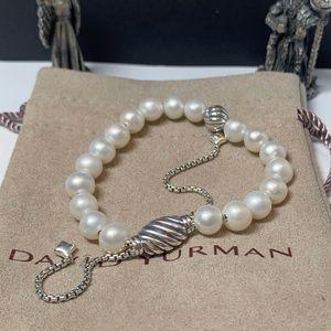 David Yurman Spiritual Bead With Pearls